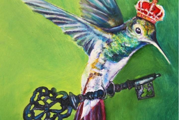 op maat hummingbird