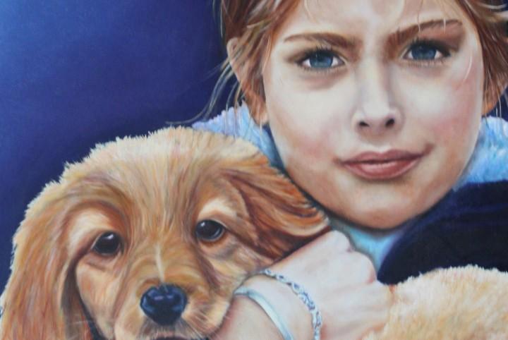 Hond, Hoverwart, Saar, Sophie