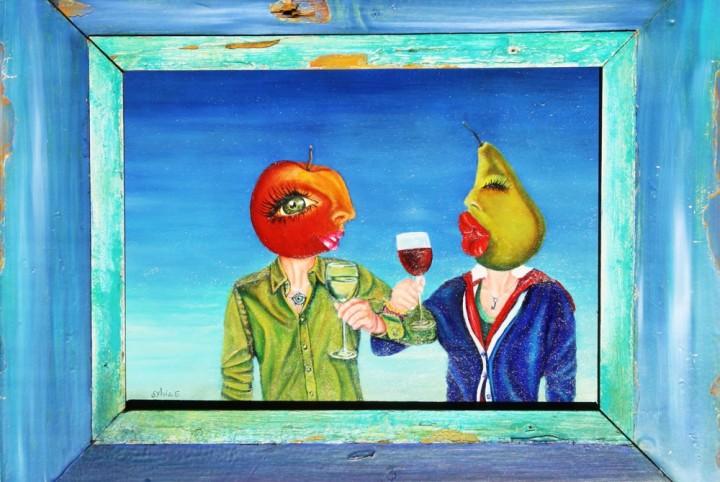 Proost, drinken, appels, peren, geloven, praten, vrede,